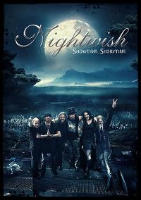 Cover Nightwish - Showtime, Storytime [DVD]
